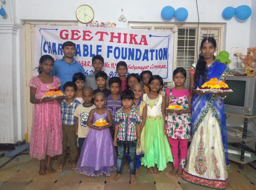 Fund raising for shelter for orphans