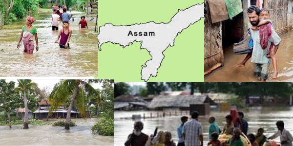 ALL OVER ASSAM RELIEF FUND BY (ASUS)